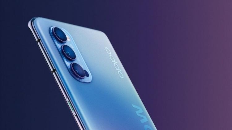 Oppo Find X3 Lite copia el diseño de otro teléfono