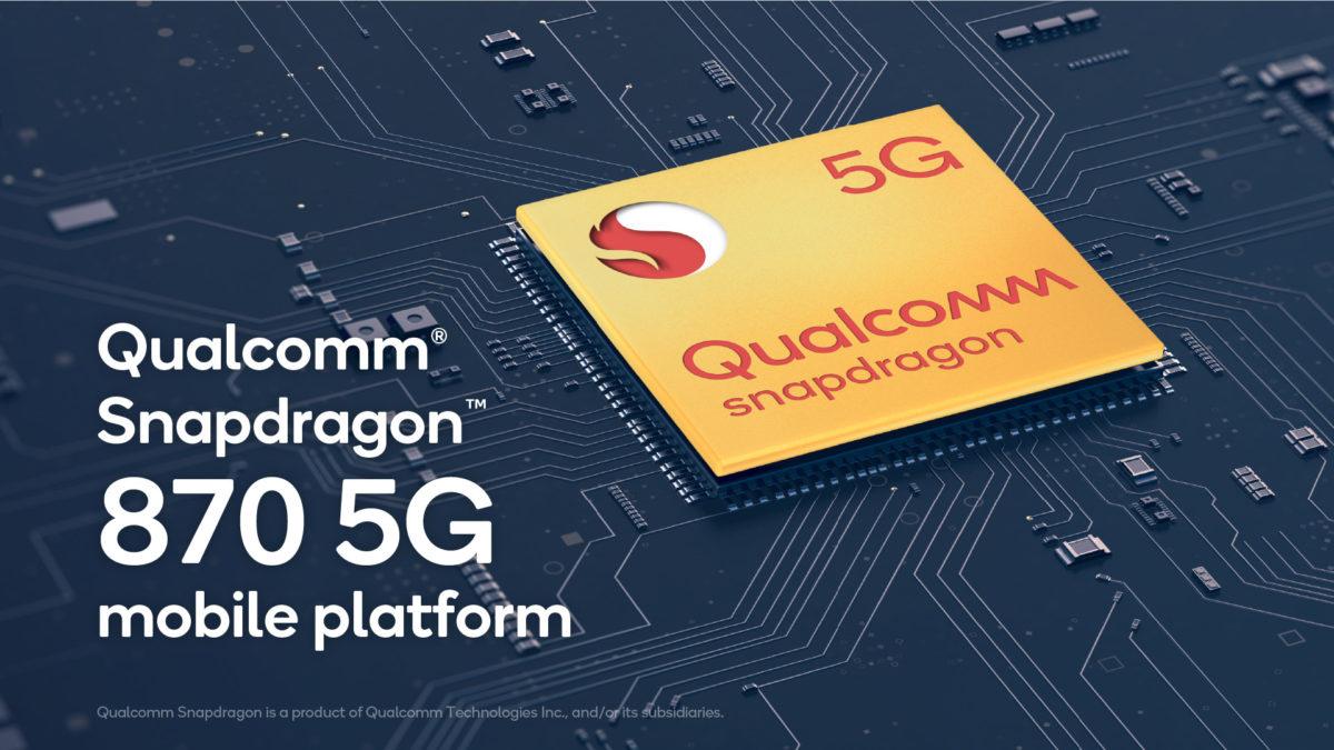 Este es el Snapdragon 870 5G, el nuevo procesador Premium de Qualcomm