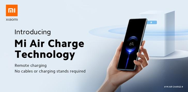 La carga inalámbrica sube de nivel: Carga Remota con el nuevo Xiaomi Mi Air Charge