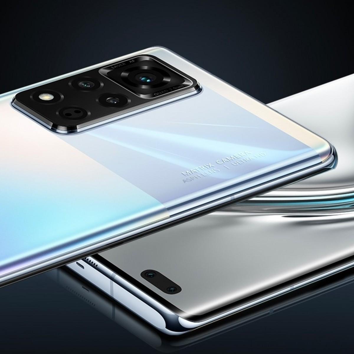 HONOR lanza el V40 5G, su primer flagship luego de la separación con Huawei
