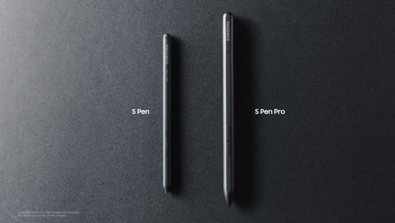 Samsung lanzará un nuevo S Pen Pro este año con mejores características
