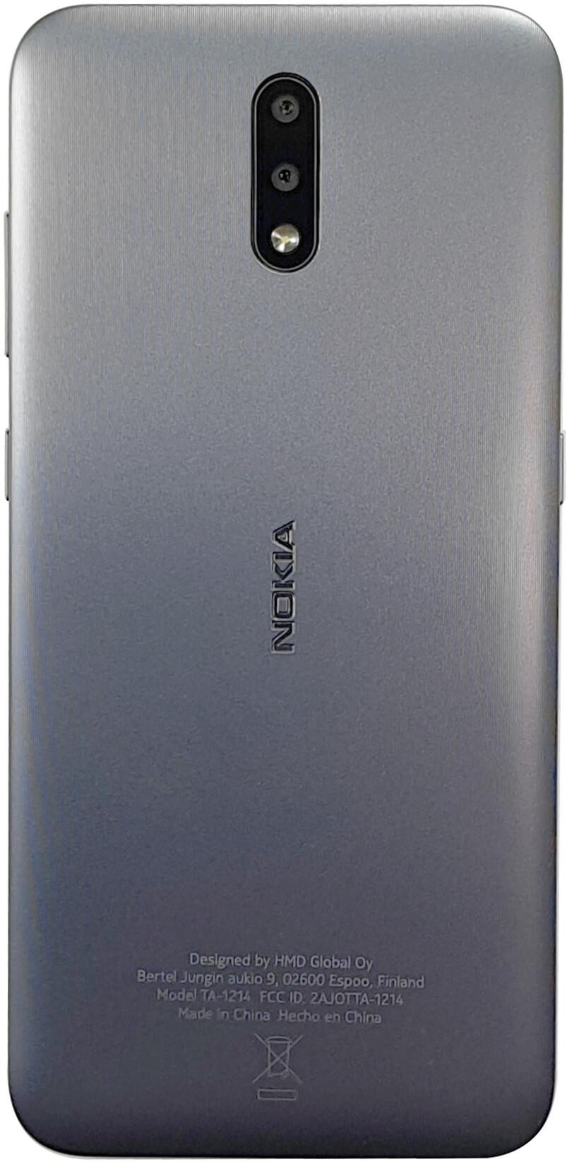 Review Nokia 2.3: gran pantalla con un bajo precio