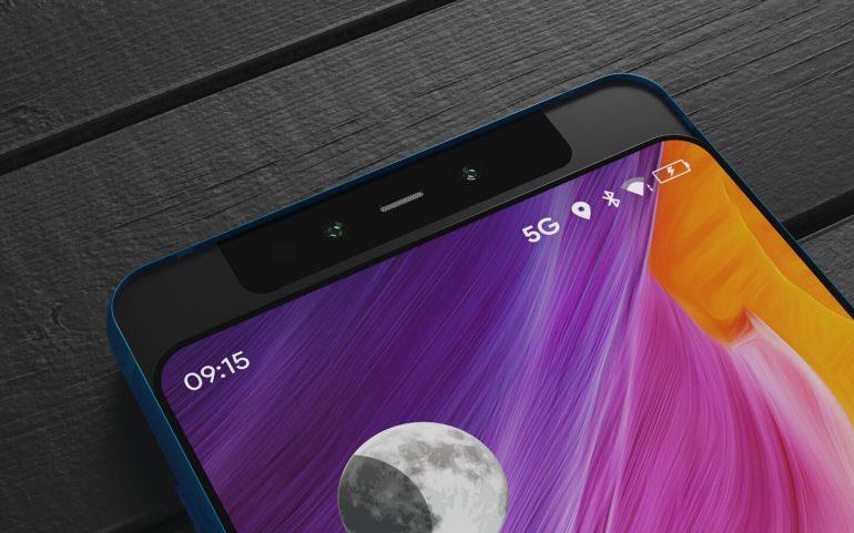Nueva patente de Xiaomi en 2021: ¿Posible Mi Mix 4?