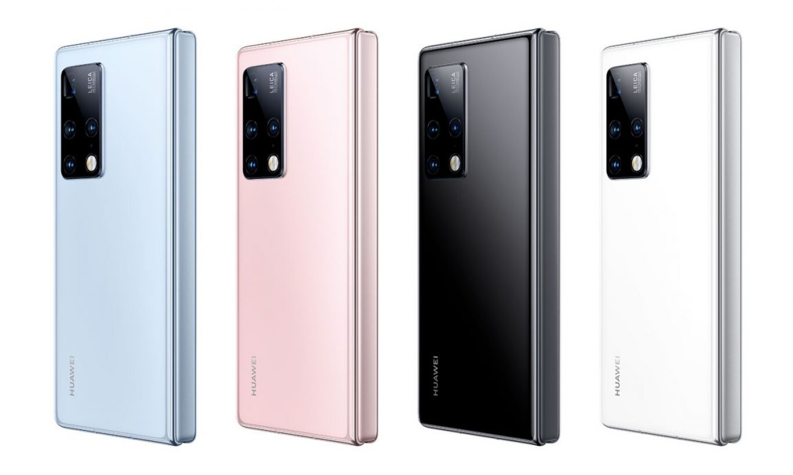 Lo nuevo de Huawei: características y precio del Mate X2, Freebuds 4i