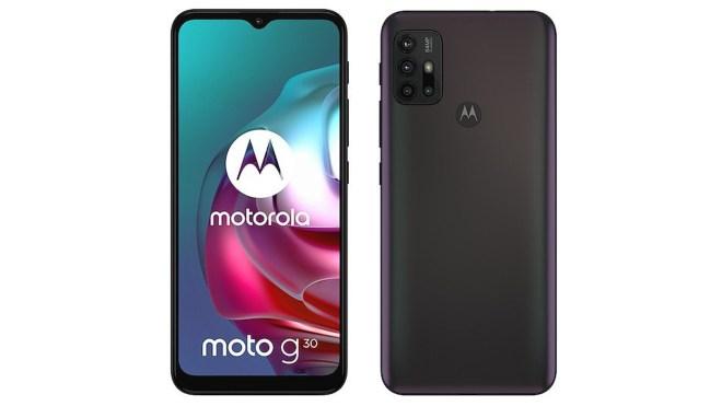 Motorola Moto G30 y Moto E7 Power filtrados: 5000 mAh de batería