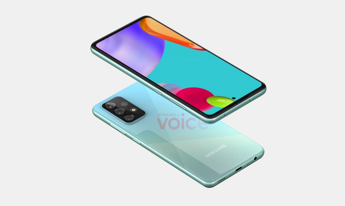 Filtrado al completo el Samsung Galaxy A52, tendrá variante con 5G