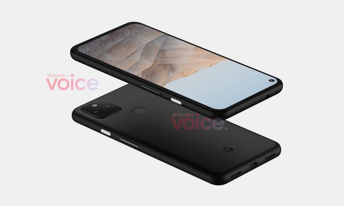 Filtrado el Google Pixel 5a: Sería un lanzamiento bastante continuista