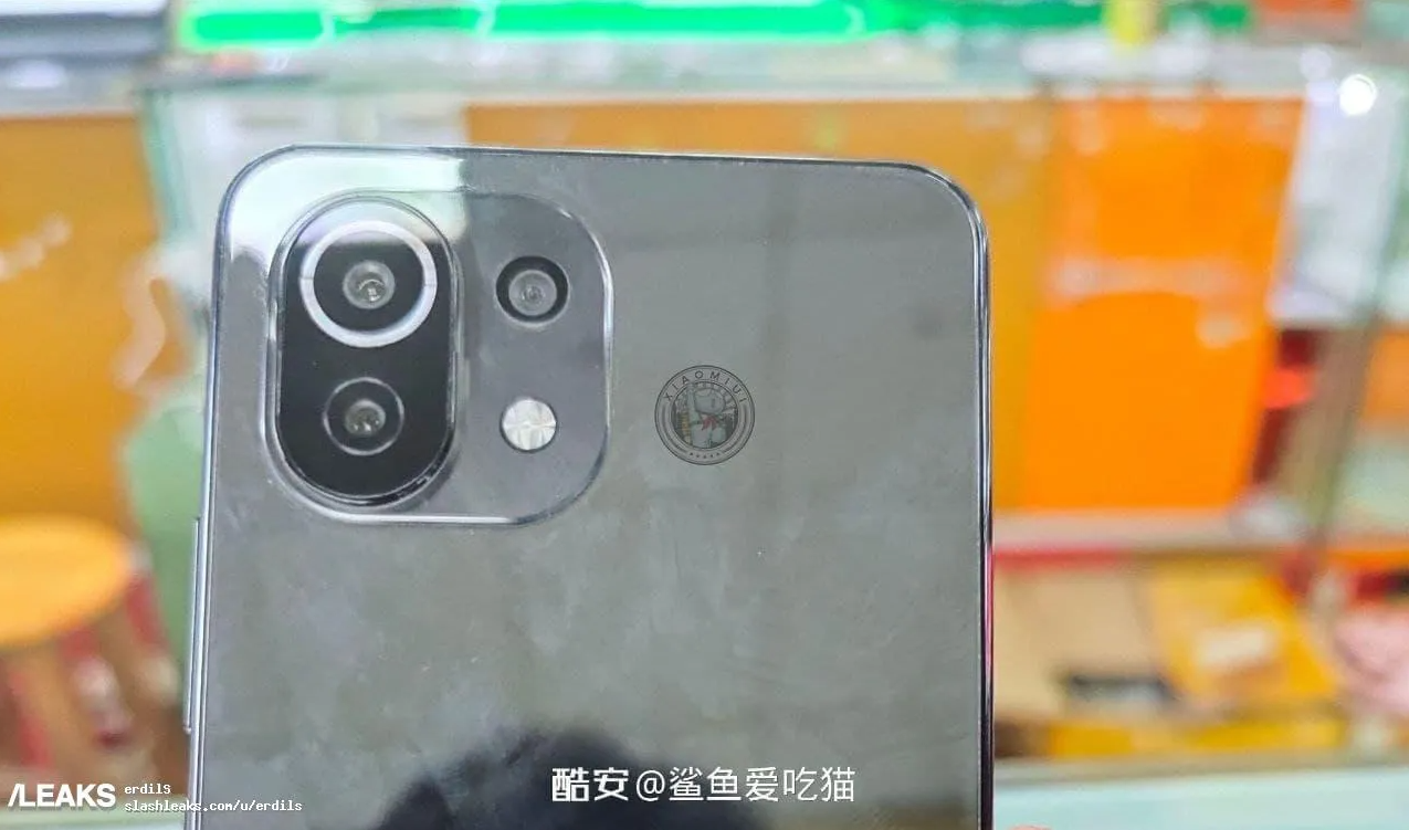 Xiaomi Mi 11 Lite se deja ver en imágenes reales