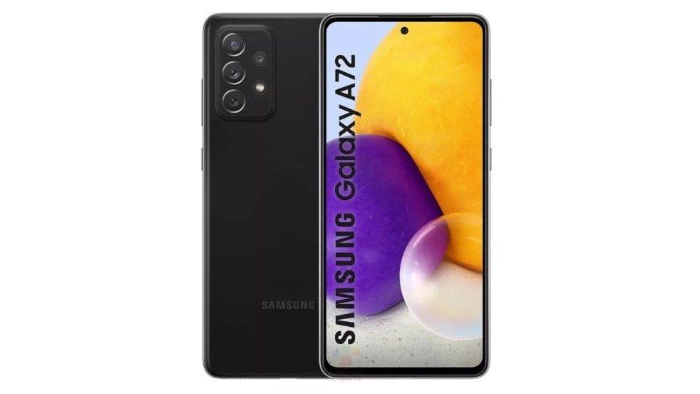 Filtrado al completo el Samsung Galaxy A72: también tendrá variante 5G