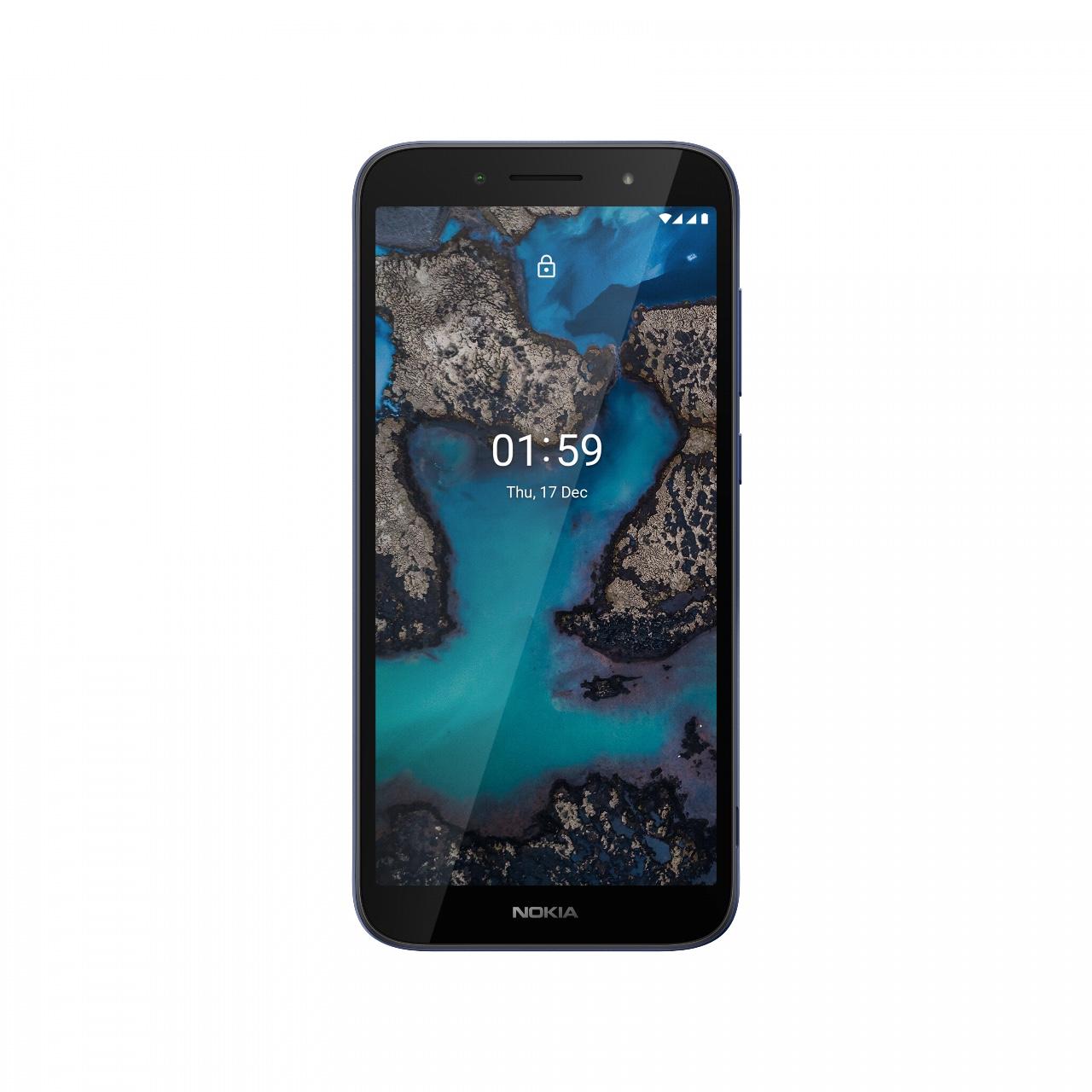 Llega a Uruguay el nuevo Nokia C1 Plus, el más económico de la marca