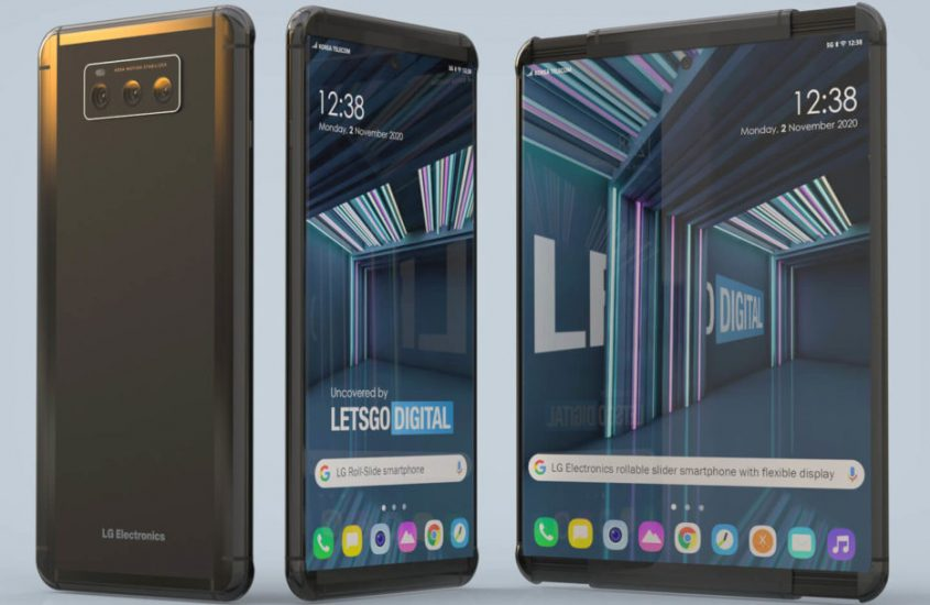 El enrollable LG Rollable podría finalmente ser cancelado