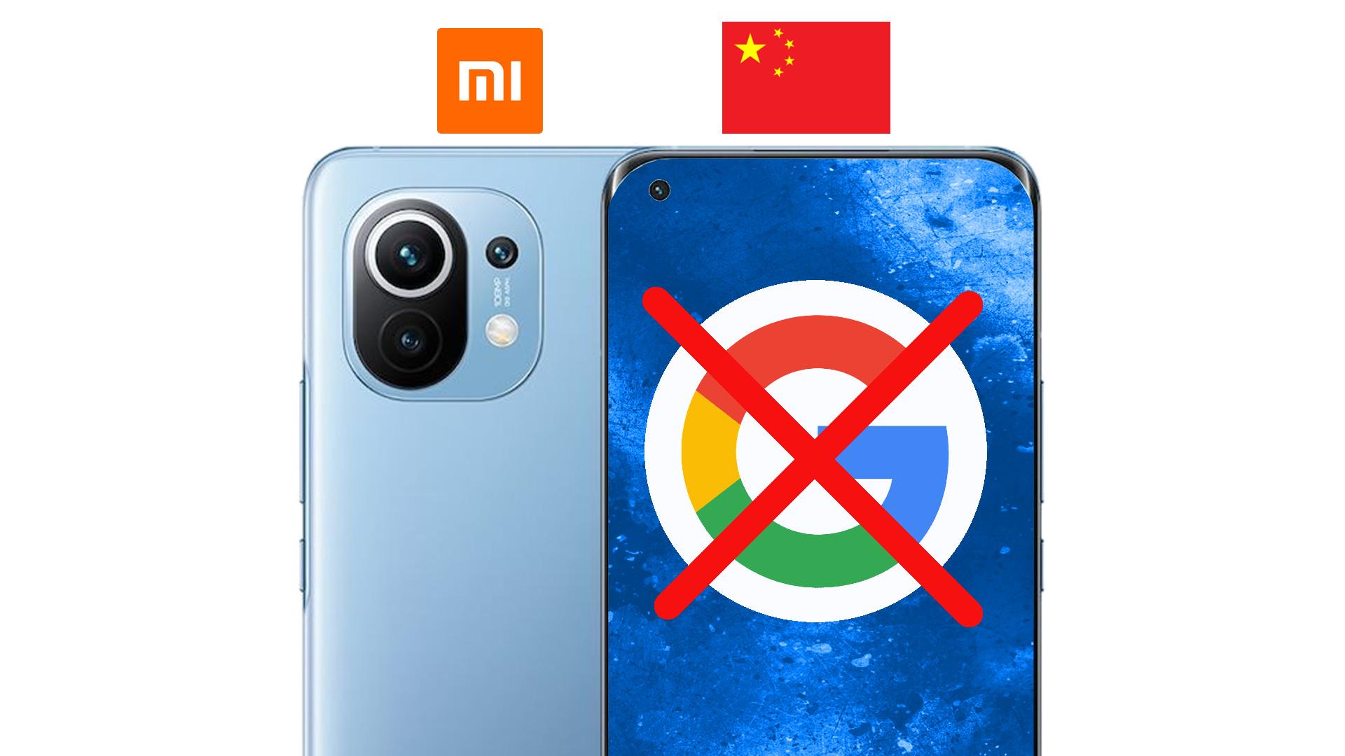 Móviles para China de Xiaomi ya no podrán instalar los servicios de Google