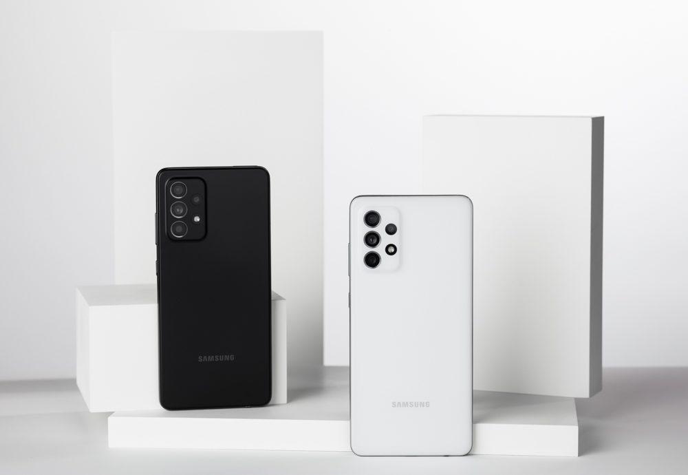 Los nuevos Samsung Galaxy A52 y A72 ya están aquí, y te sorprenderán