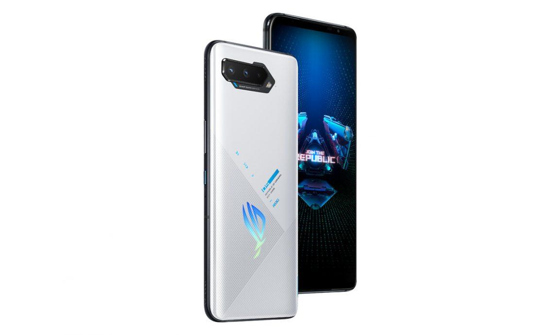 ASUS ROG Phone 5: Lanzamiento oficial del mejor teléfono Gamer