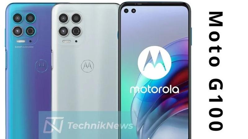 Motorola Moto G100: La versión global del Edge S está muy cerca