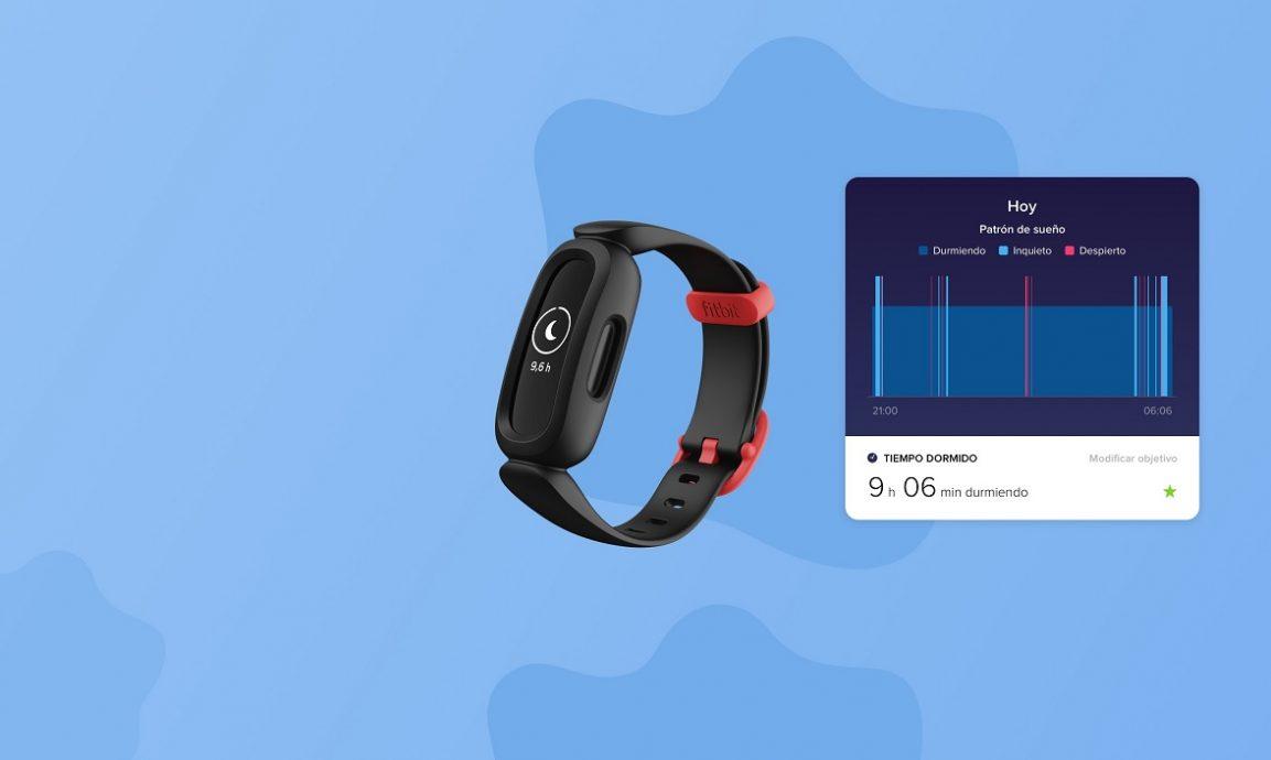 Nuevo Fitbit Ace 3: una Smartband completa para niños