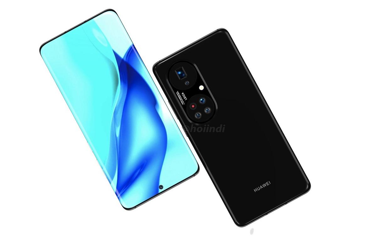 Primer concepto del Huawei P50 Pro Plus, lo mejor que verás hoy