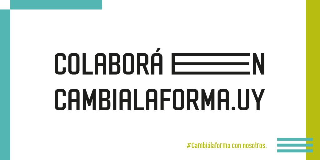 ÁNIMA lanzó su campaña de colaboración #Cambiálaforma