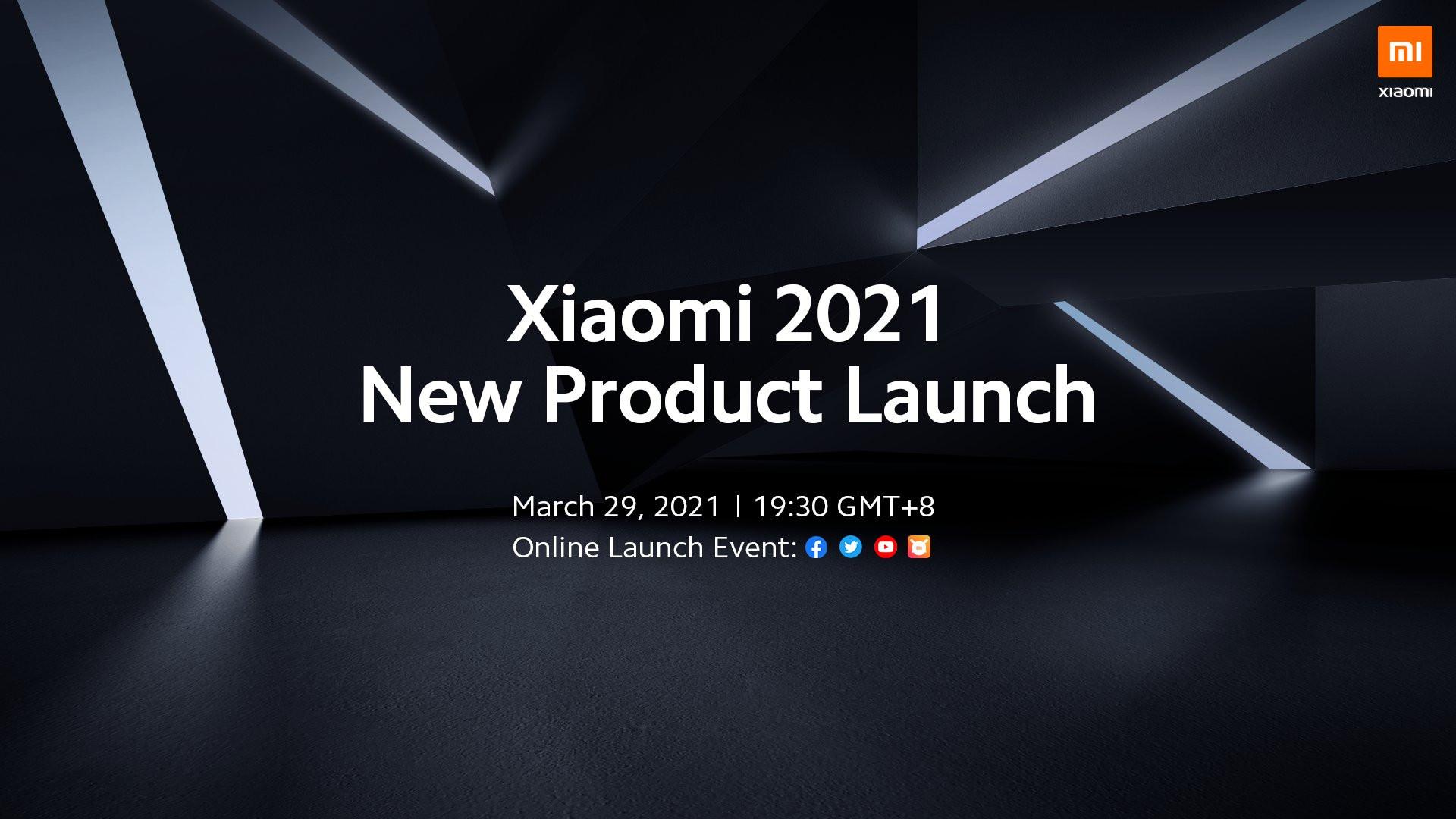 Todo esto es lo que Xiaomi presentará el próximo lunes 29