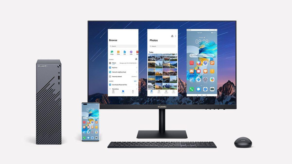 Huawei presenta su Mate Station S de forma global: PC compacto con Windows 10