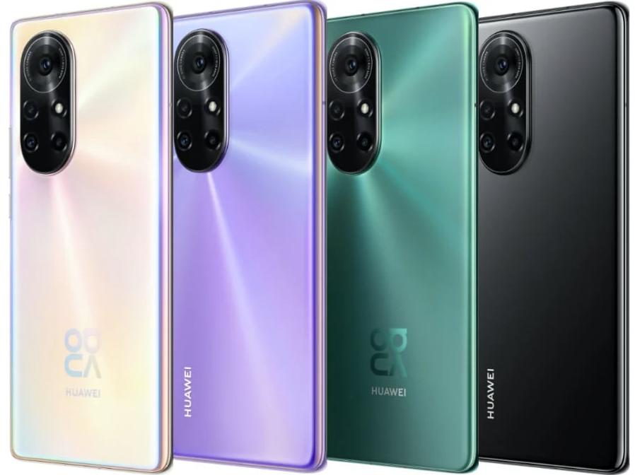 Primeras filtraciones del Huawei P50 Pro: Enorme sistema de cámaras