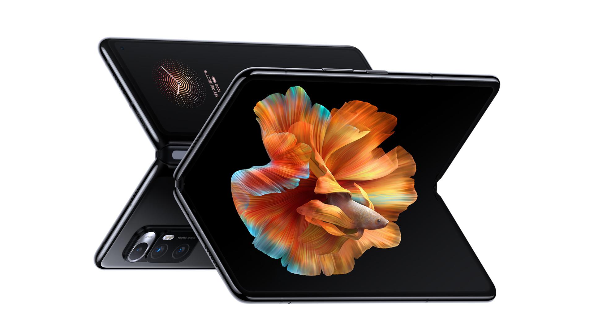 Xiaomi Mi Mix Fold: Así es el primer Smartphone plegable de la firma