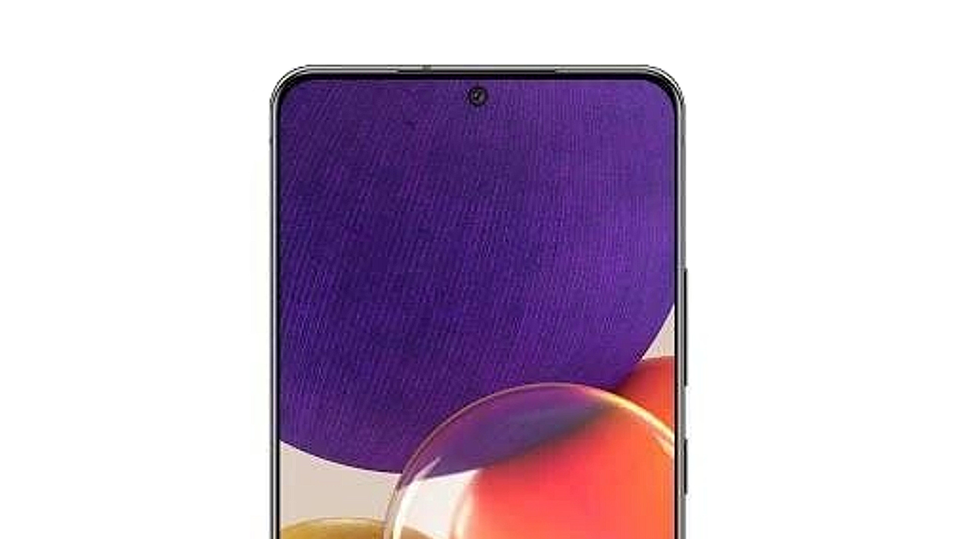 Imagen filtrada del Samsung Galaxy A82 revela un diseño continuista