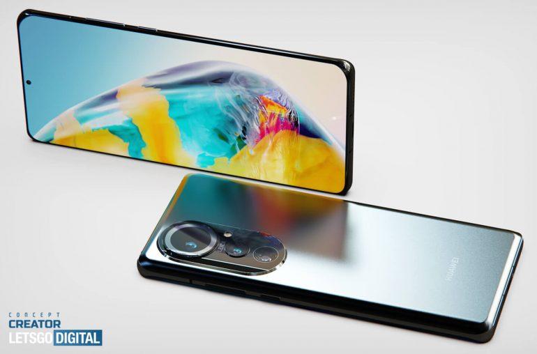 Nuevo concepto del Huawei P50 Pro con nuevo diseño de cámaras