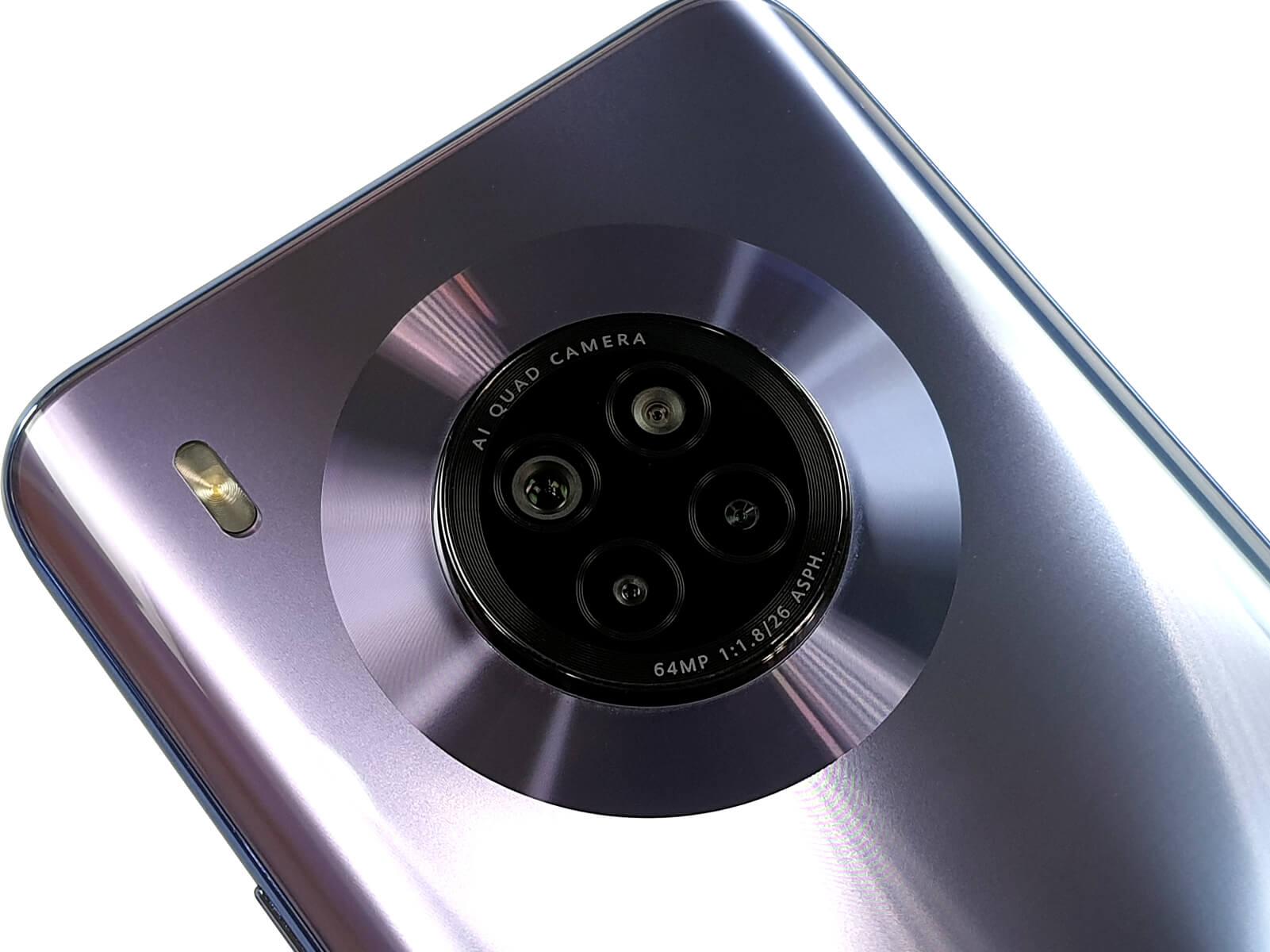 Review Huawei Y9a: un gama media que no termina de definirse
