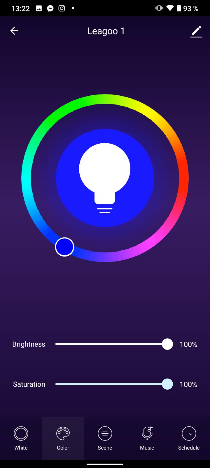 Review Leagoo LB100: Buenas Luces RGB al alcance de todos