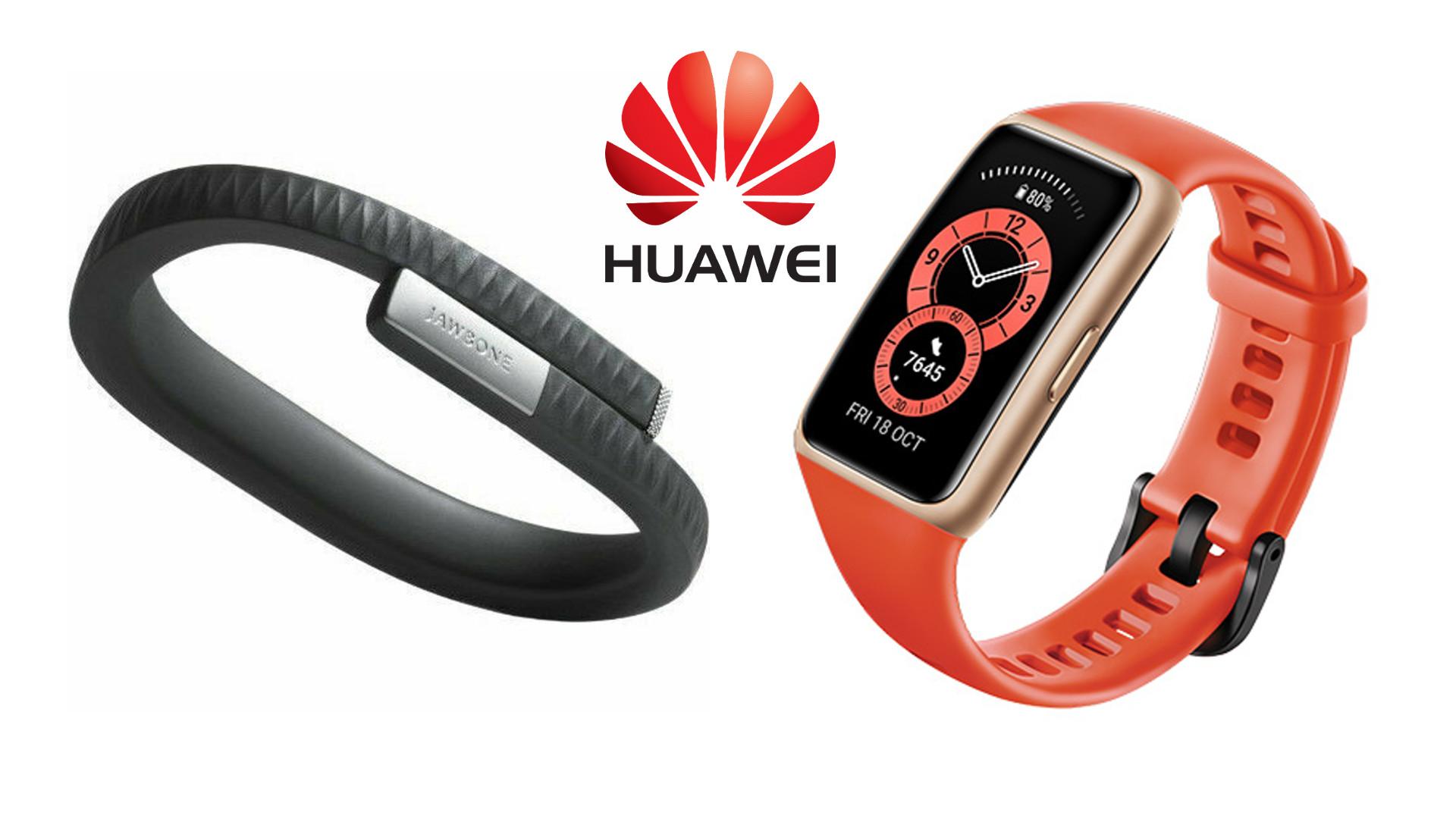 Así es la evolución de las SmartBand de Huawei hasta la Band 6