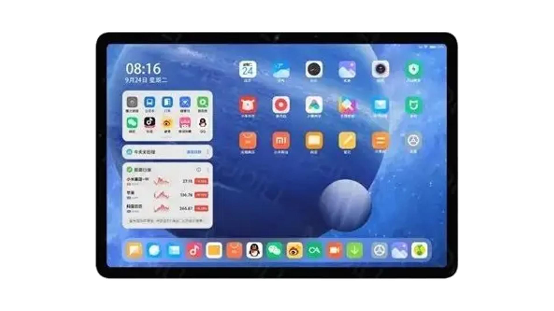 Así sería la Xiaomi Mi Pad 5, el regreso de la tablet más esperada