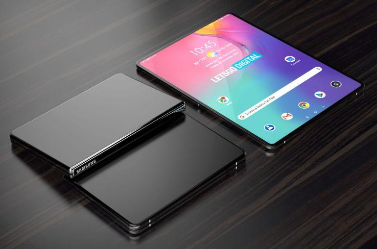 Samsung Galaxy Tab Fold: La primera tablet plegable