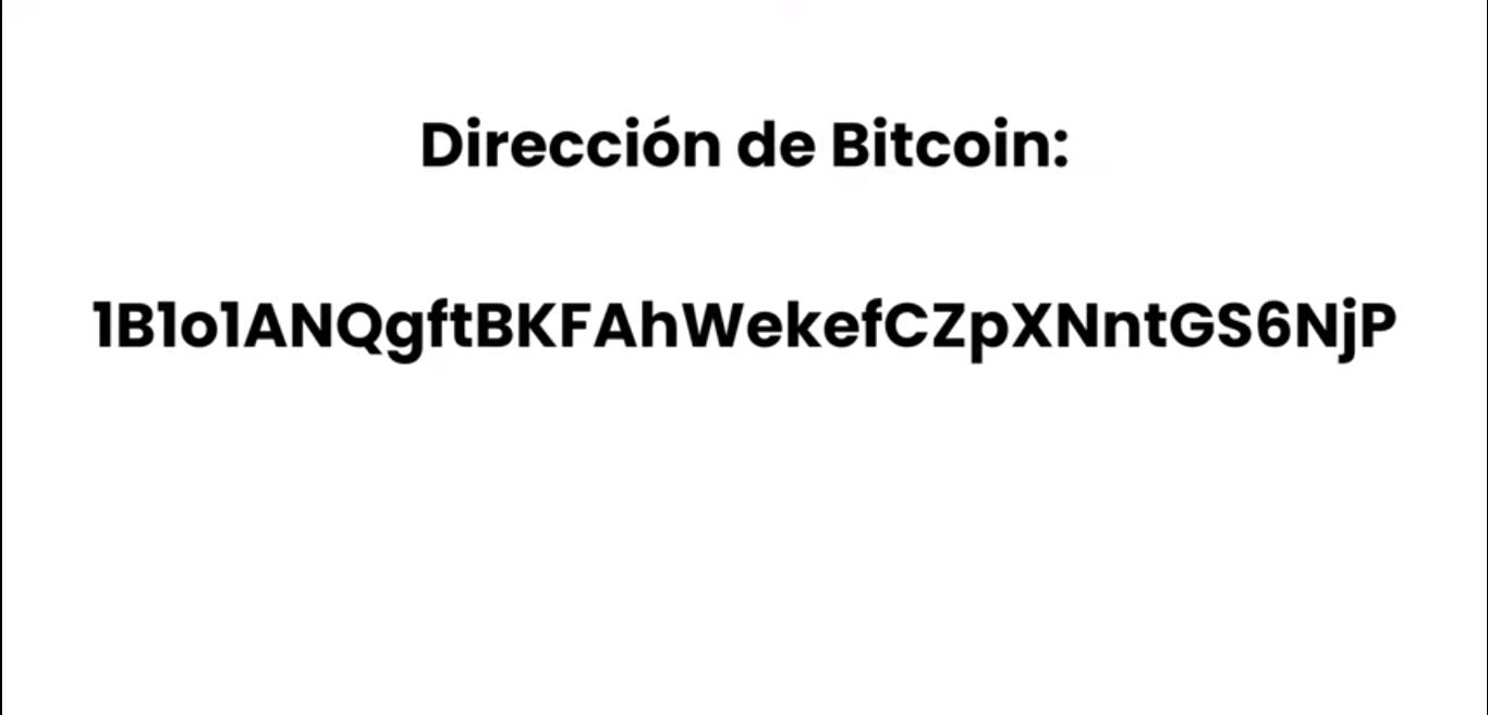 direccion-de-bitcoin