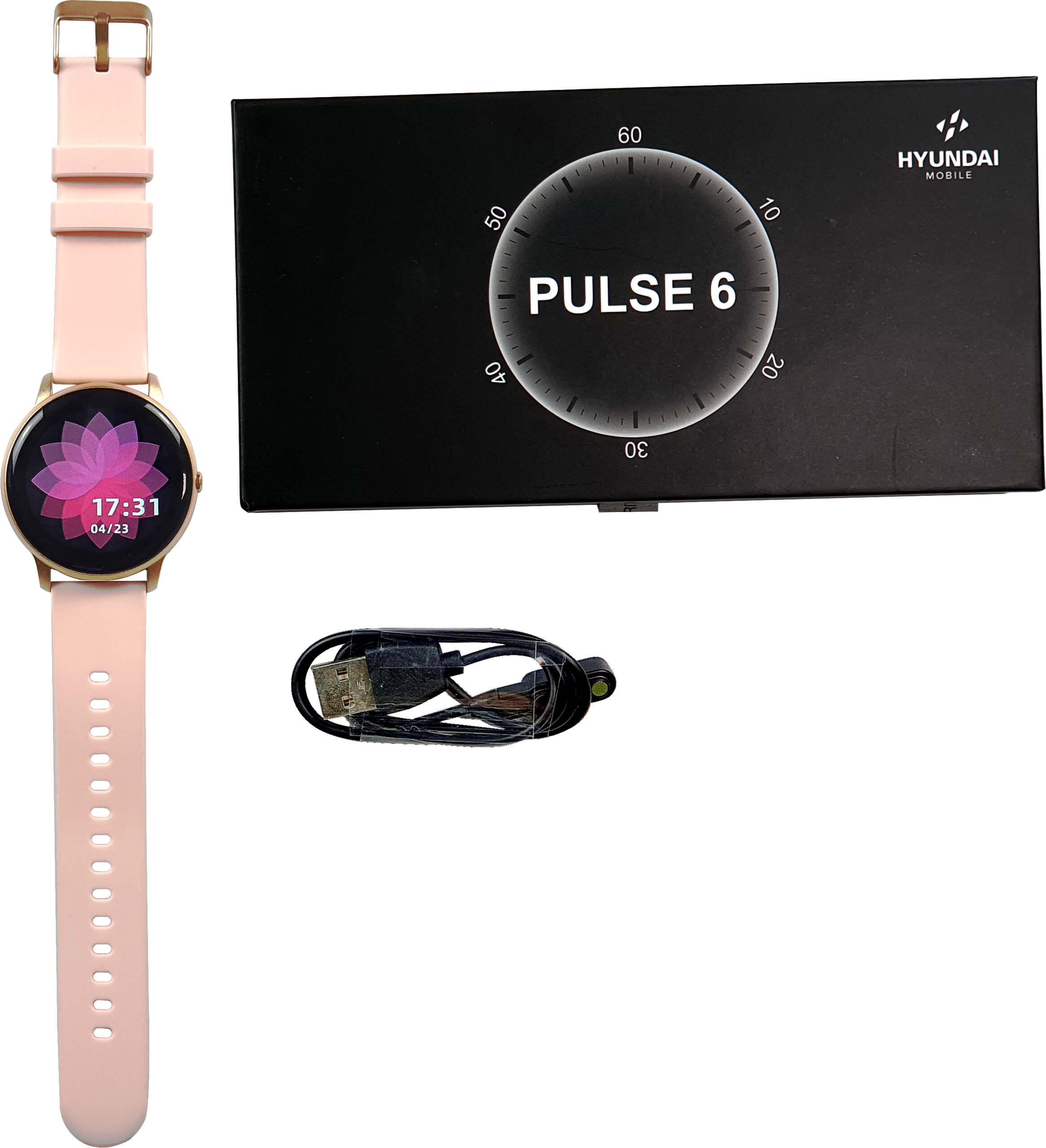 Review Hyundai P260: Un gran smartwatch económico
